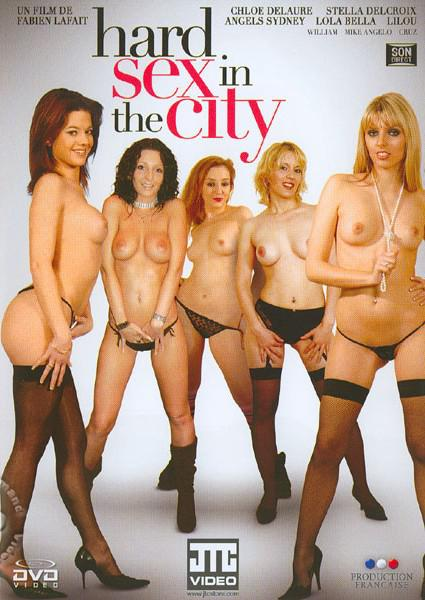 Hard Sex In The City Box Cover