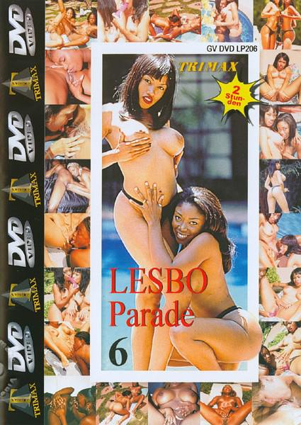 Lesbo Parade 6 Box Cover
