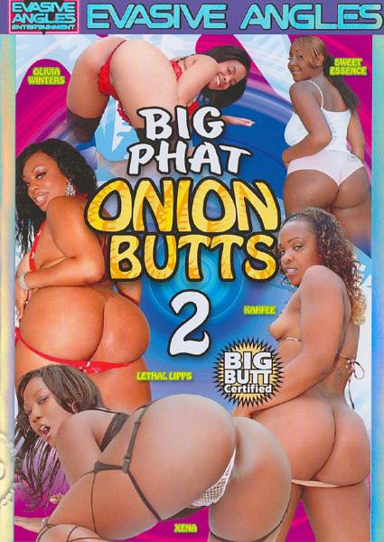 Big Phat Onion Butts 2 Box Cover