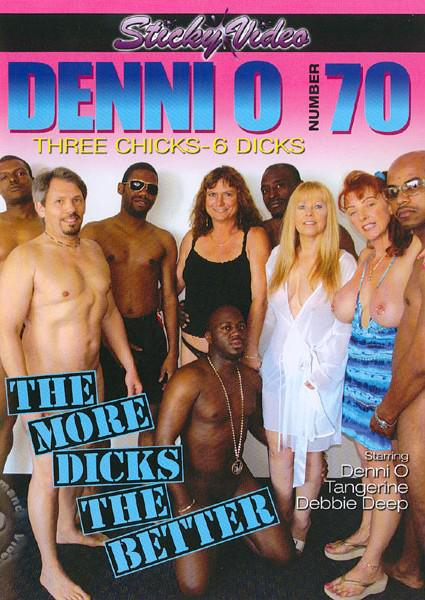 Denni O Number 70 - The More Dicks The Better